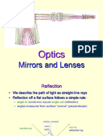 0708 Optics Mirrors and Lenses