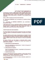 METODOLOGIA DE CÁLCULO DE BDI