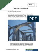 sifat mekanik material baja