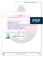 PTE Essay Solution Book