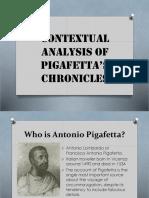 Pigafettas Chronicles