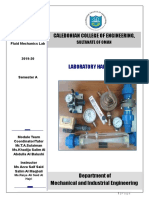 Revised FML- Lab Handbook- M3H324914 -Sept 2019