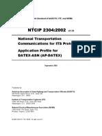 NTCIP2304