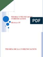 SECCION 5TA - Tecnicas de Comunicacion