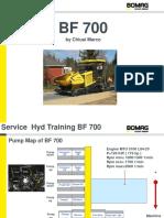 Training Hyd BF700