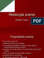 Metalurgia aramei.ppt
