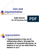SS-100, writing and communication - further persuasive strategies