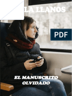 El Manuscrito Olvidado - Ursula Llanos