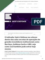 Indicador Sato´s Defense