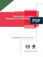 EDUCACION JURIDICA