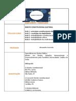 DireitoConstitucionalEleitoral_ALEXANDREAZEVEDO