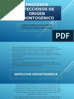 infecciones odontogenicas.