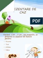 Prezentare Medicina Familie Copii