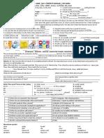 8_ilk 5 Ünite_winter Worksheet-1
