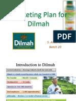 339929332-Marketing-Plan-for-Dilmah.pptx