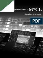 Manual - Yamaha M7