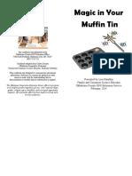 Magic Muffin Tin Cookbook 2014