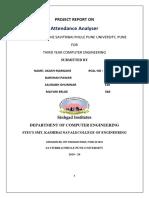 SDL Report