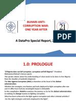 Buhari Anti Corruption War