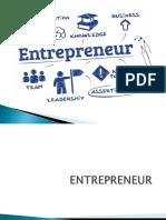 entreprenurship