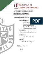 Seminario 2- Fisiología hepática