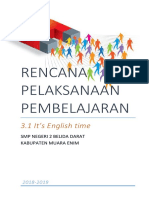 RPP 3_1 Kelas 8_1