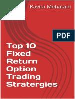 top 10 fixed return option trading strategies by kavita mehatani