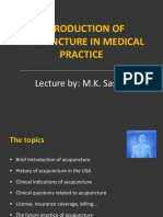 INTRODUCTION OF ACUPUNCTURE IN MEDICAL PRACTICE.pptx