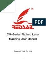 Redsell Series CM1325 User Manual