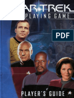 Decipher-Star Trek RPG Players Guide-OCR