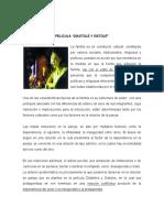 ANALISIS PELICULA DIASTOLE -  SISTOLE.doc