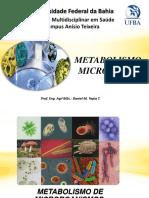 Metabolismo Microbiano 2019.2