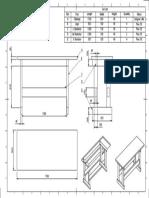 Work Bench V3 Drawing