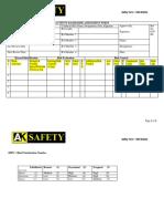 (3A) RA Sample Form