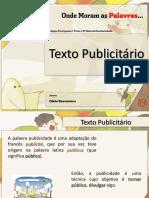 texto publicitário.pptx