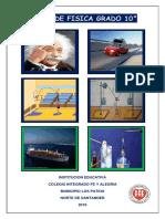 Guías de Física 10