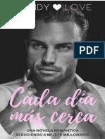 Cada Dia Mas Cerca Novela Romantica No 1 Mandy Love