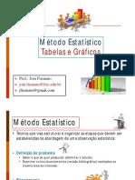 Aula 3 - Tabelas e Gráficos