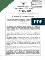 DECRETO 2655 DEL 17 DE DICIEMBRE DE 2014. Pensiones Especiales.pdf