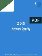 Network Security Unit 1,2,3,4,5