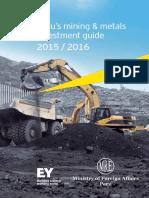 EY Peru MIning Guide