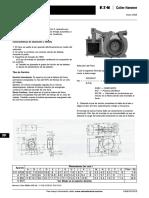 Frenos Magnéticos Tipo GH 505 (Cat. Gral)