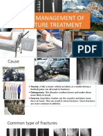 General Principles of Fracture Treatment