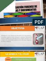 Diapositiva de Investigacion Forense