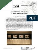 TRANSART 2010 Festival