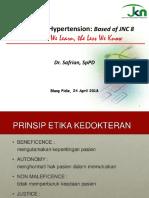 Update of Hypertension