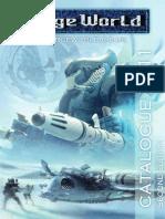 Forge World 2011 Catalogue