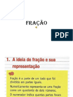 Fração ( slide)