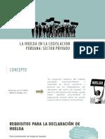 10 La Huelga en La Legislacion Peruana (1)