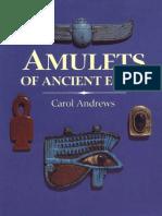 Amuletos no Antigo Egito